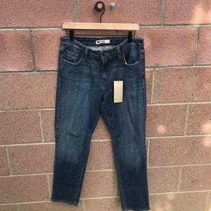 Levi's jeans mid rise skinny 12 short